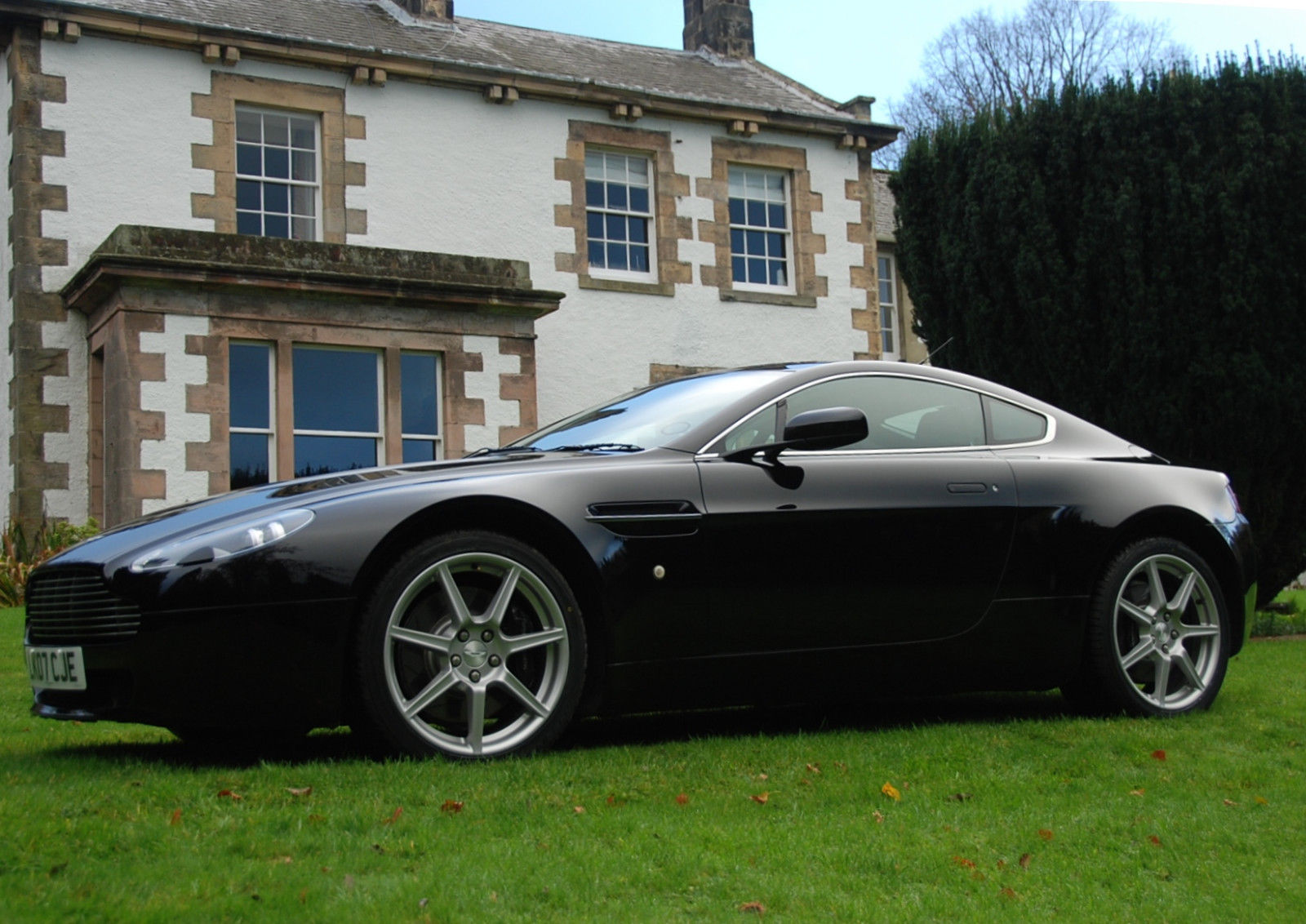 Aston Martin V8 Vantage 2007 Mike Hope Of Wooler